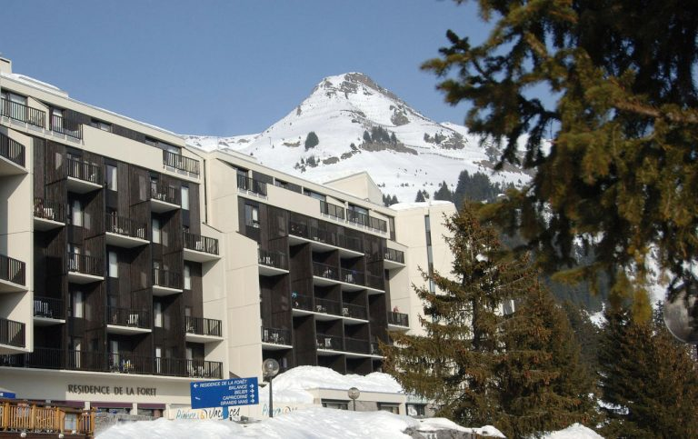 Vacanta la ski in Franta - La Foret Apartments (Flaine)