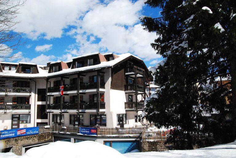 Ski Italia - San Valier Hotel (Cavalese)