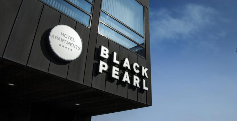 City Break la Reykjavík - Black Pearl Apartment Hotel 5*