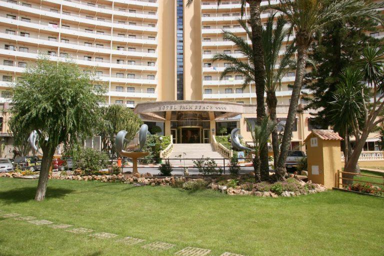 Vara 2019 Costa Blanca - Palm Beach Hotel 4* - plecare din Cluj