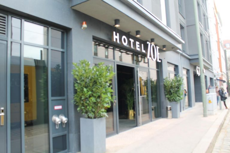 City Break la Berlin - ZOE by AMANO Group Hotel 3*