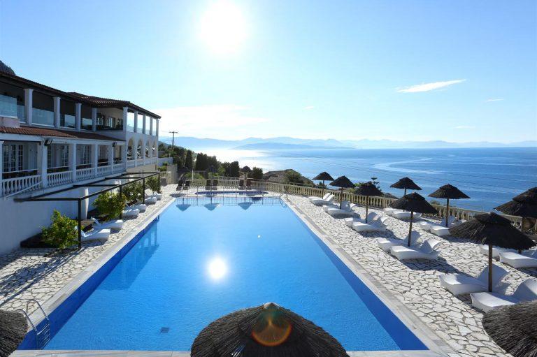 Early Booking vara 2021 Corfu - Pantokrator Hotel 3*