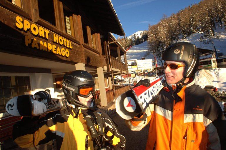 Ski Italia - Sport Hotel Pampeago 3*+ (Tesero)