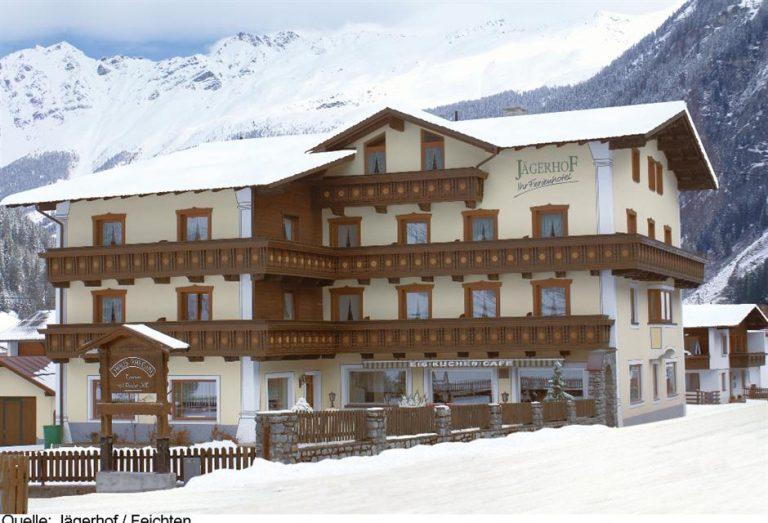 Ski Austria - Jägerhof Hotel 3* (Feichten)