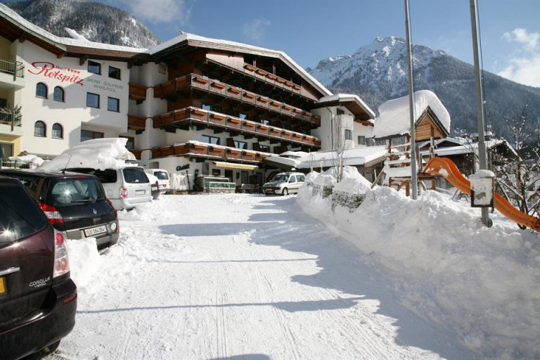 La ski in Austria - Rotspitz Hotel 3*