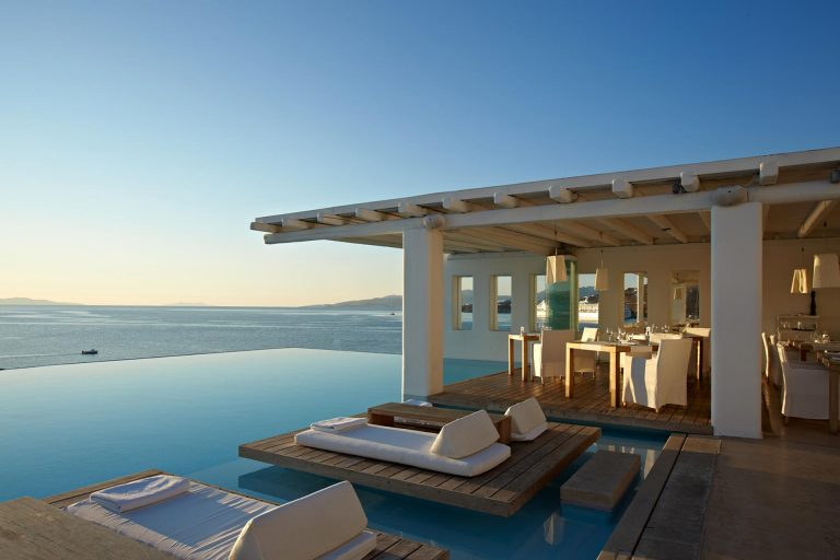 Cavo Tagoo Mykonos Resort 5*