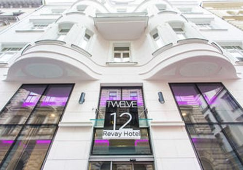 City Break la Budapesta - 12 Revay Hotel 3*