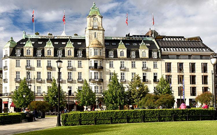 City Break in August 2019 la Oslo - Grand Hotel 5*