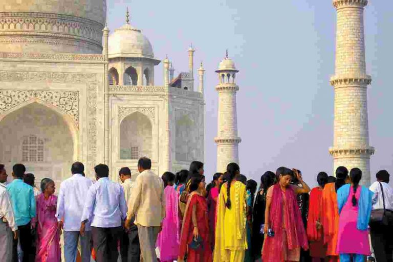 India 2019 - nestematele triunghiului de aur - circuit 9 zile / 8 nopti