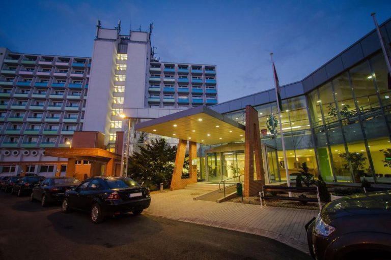 Baile Termale din Ungaria - Erkel Hotel 4*, Gyula