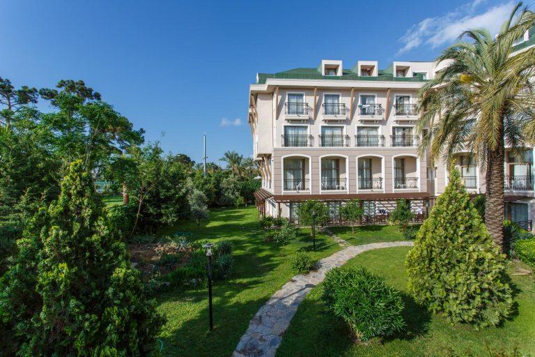 Early booking Vara 2019 Antalya - Lucida Beach Hotel 5*