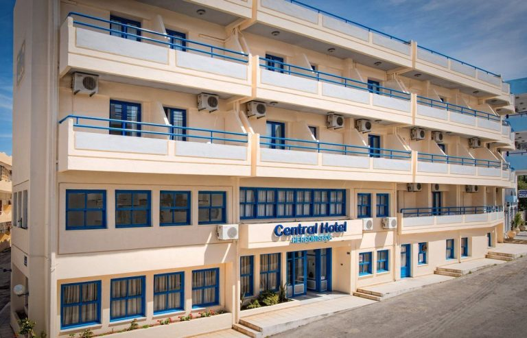 Early booking vara 2019 Creta - Hersonissos Central Hotel 3*