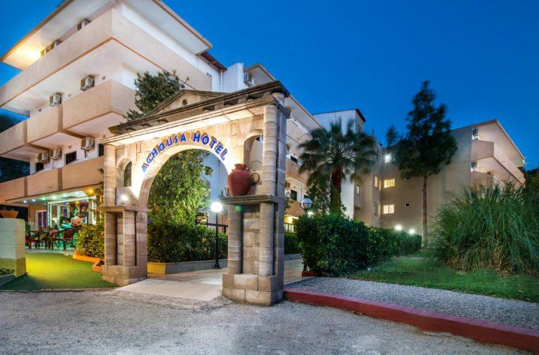 Early booking 2019 Rhodos - Achousa Hotel 3*
