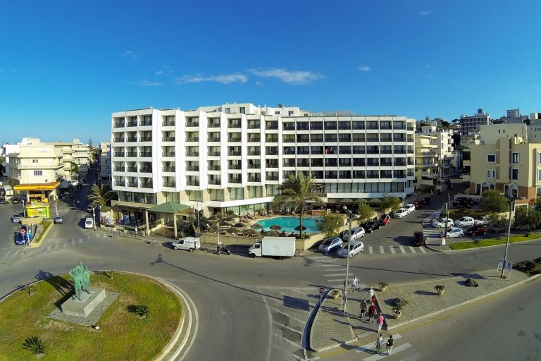Paste 2021 in Rhodos - Blue Sky City Beach Hotel 4*