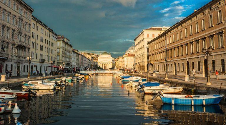 Oferta speciala de la Lufthansa: bilet avion Bucuresti - Trieste