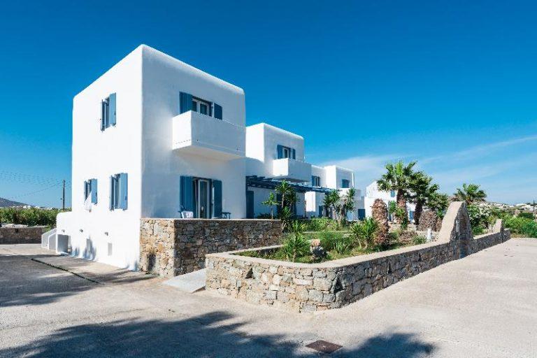 Early booking vara 2019 Mykonos - Giannoulaki Village Hotel 4*