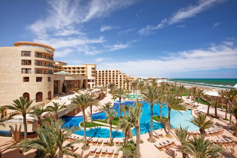 Early Booking vara 2021 Tunisia - Movenpick Resort Marine & Spa 5* (Sousse)