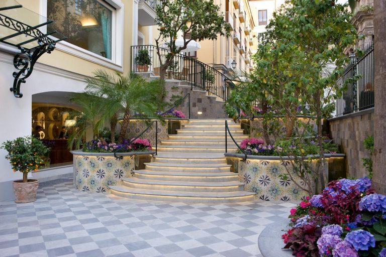Early booking vara 2019 Coasta Amalfi - Grand Hotel La Favorita 5*