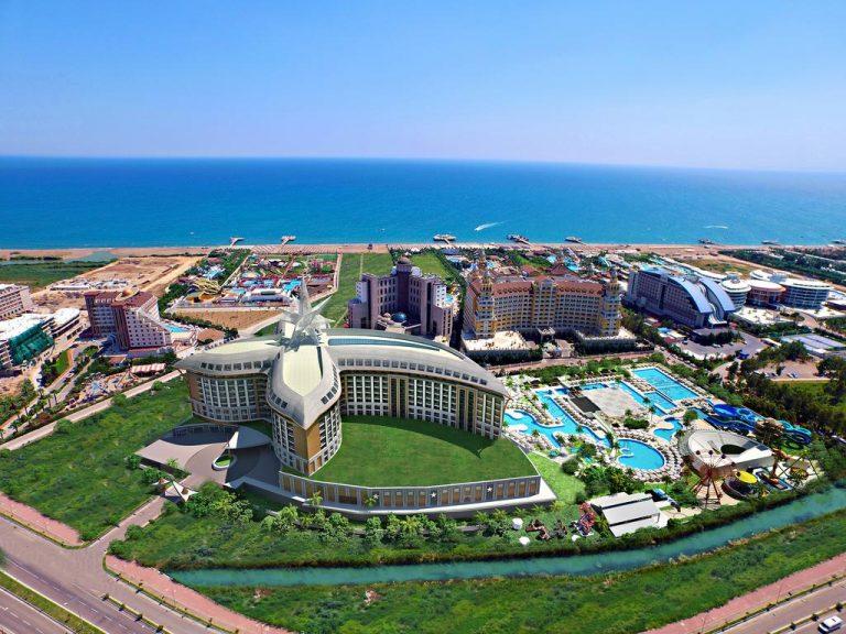 Revelion 2021 Antalya - Royal Seginus Resort 5*