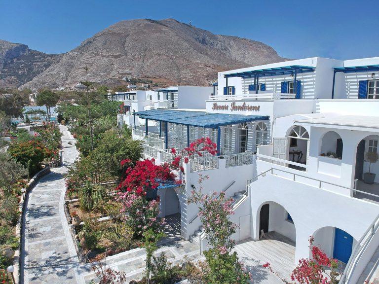 Early booking vara 2019 Santorini - Rivari Hotel 3*