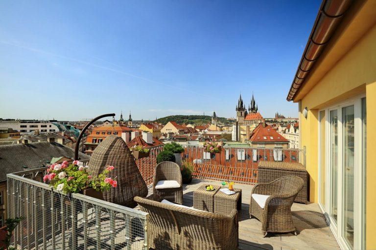 City break Praga in Martie 2019 - Grand Hotel Bohemia 4*