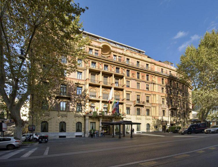 Ziua Indragostitilor la Roma - Hotel Ambasciatori Palace 5*