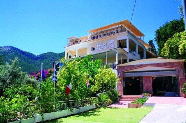 Pegasos Hotel 3* - charter autocar