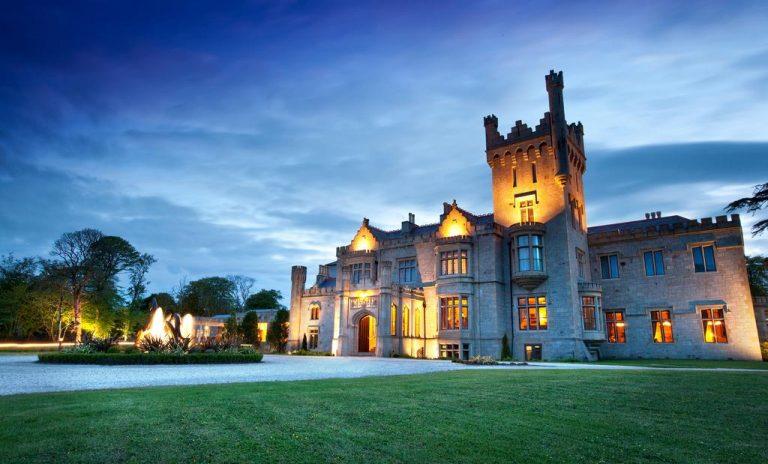 Solis Lough Eske Castle 5*