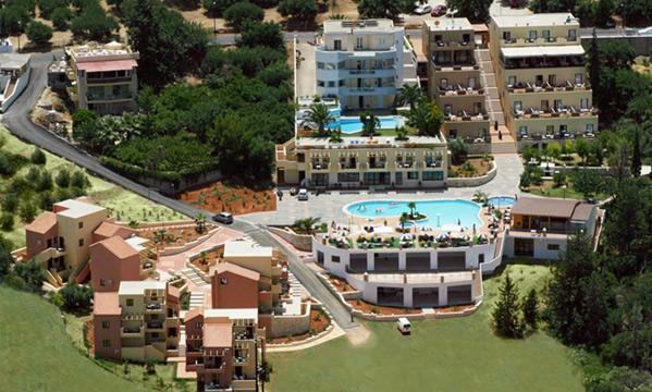 Early booking vara 2019 Creta - Asterias Village Resort 4*