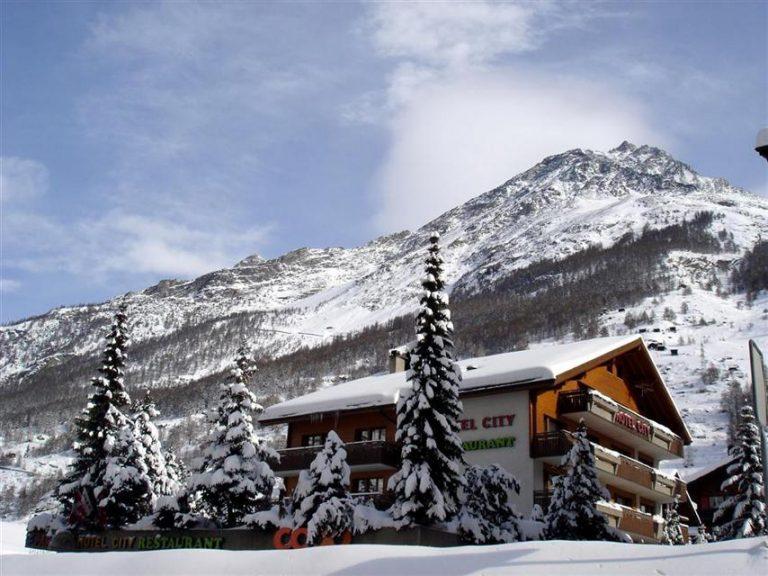 Vacanta la ski in Elvetia (Zermatt) - City Hotel 3*