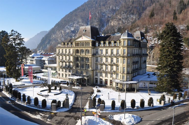 La ski in Elvetia - Lindner Grand Hotel Beau Rivage 5*