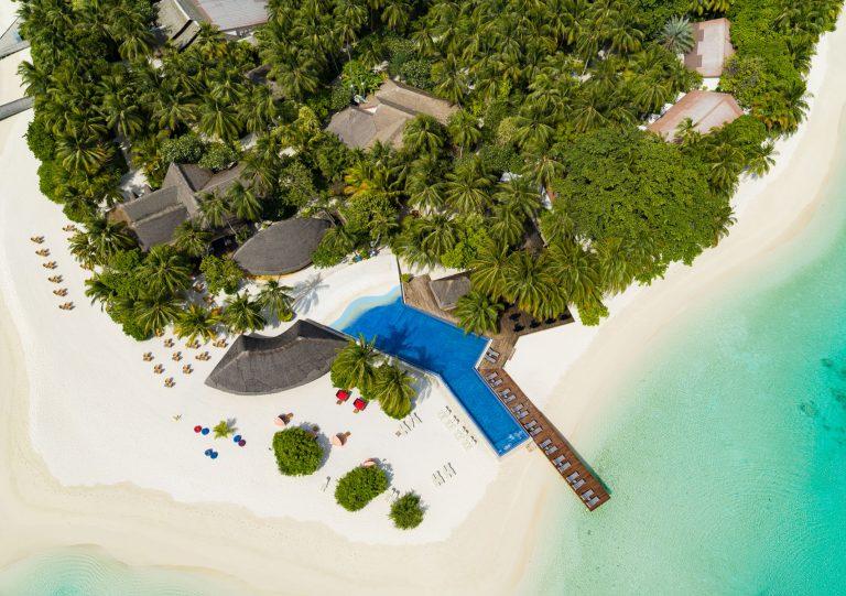 Maldive - Kuramathi Island Resort 4*