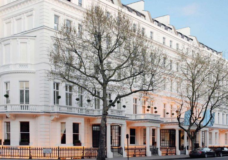 Cazare la Londra, The Kensington Hotel 5*