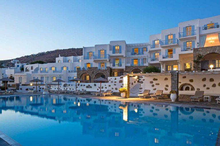 Early booking vara 2019 Mykonos - Manoula's Beach Mykonos Resort 4*