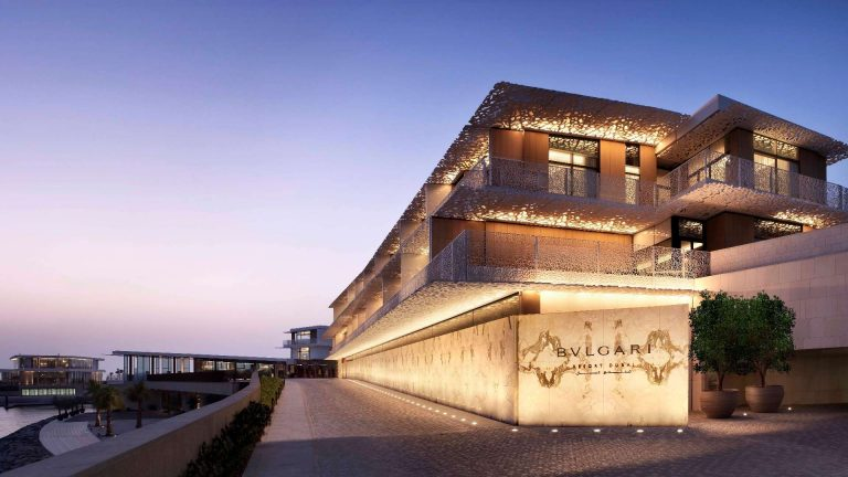 BVLGARI Resort & Residences Dubai 5*