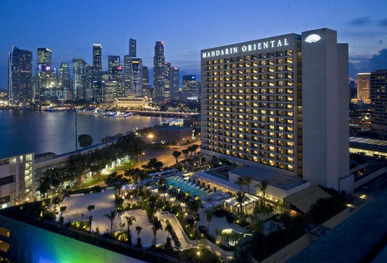 """Mandarin Oriental Singapore 5,5* - promotie """"Platesti 3 nopti si stai 4"""""""
