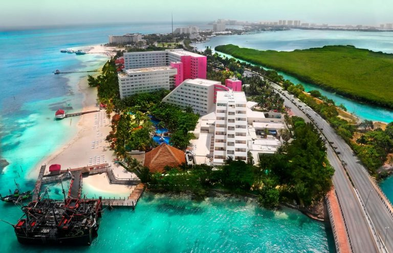 Early booking vara 2019 Cancun - Grand Oasis Palm Resort 4* (gratuitate copil)