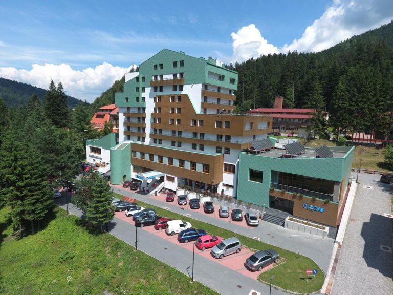 Minivacanta la Baile Tusnad - Hotel O3zone 4*