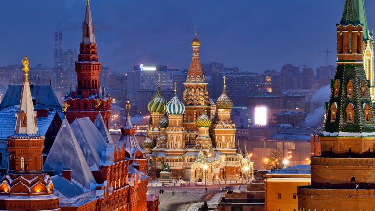 Croaziera in Inima Rusiei & Ringul de Aur - circuit de la Sankt Petersburg la Moscova