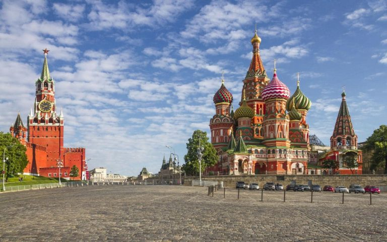 Rusia - Moscova & Sankt Petersburg - circuit 8 zile