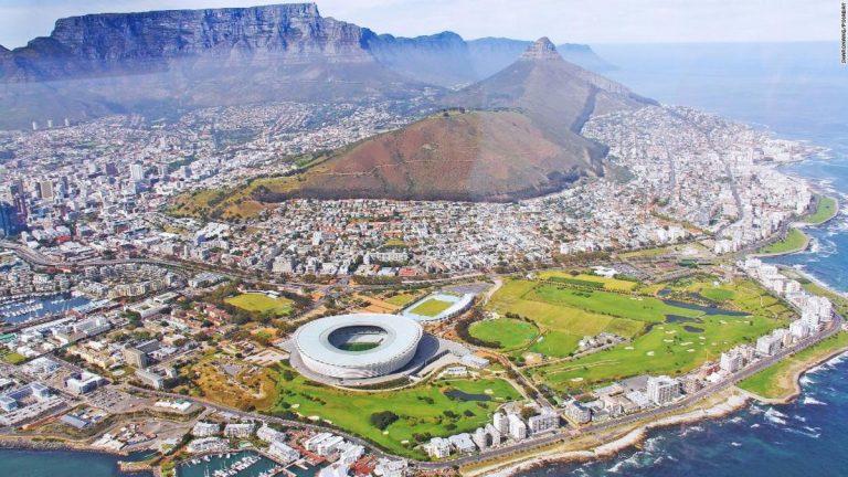 Oferta uimitoare de la KLM: bilet avion Bucuresti - Cape Town