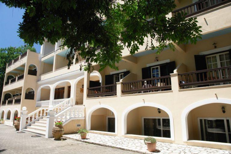 Early booking vara 2019 Corfu - Fiori Hotel 3*