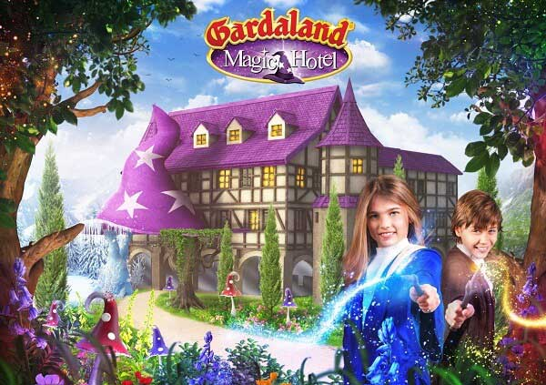 Gardaland Magic Hotel 4*
