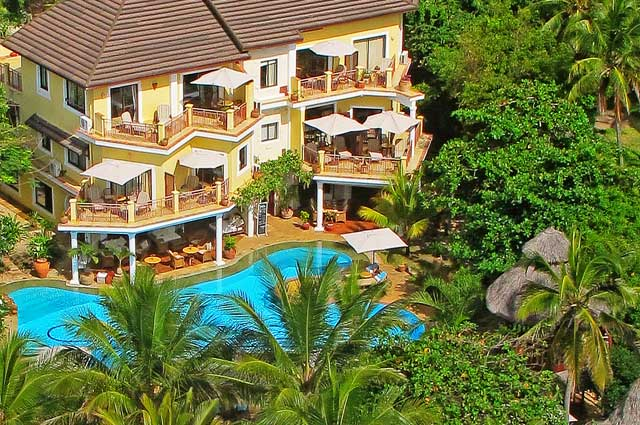 Luna de miere in Kenya - Afrochic Boutique Hotel 5* (adults only)