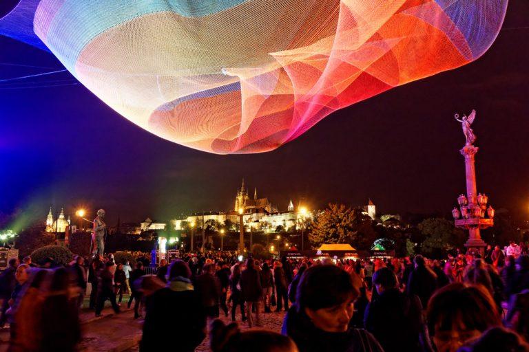 Festivalul luminii la Praga - Slavia Hotel 3*