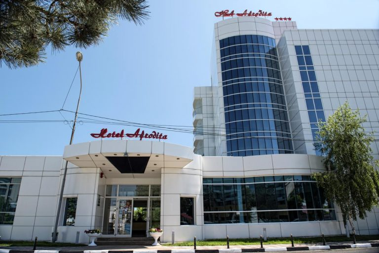 Litoralul romanesc - Afrodita Hotel 4*