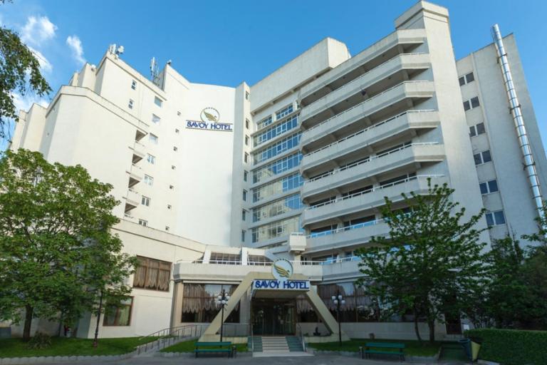 Litoralul romanesc - Savoy Hotel 4*