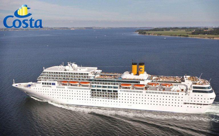Croaziera 2020 in Spania, Franta, Italia, Grecia, Iordania, Oman, Emiratele Arabe la bordul navei Costa Diadema - 25 nopti