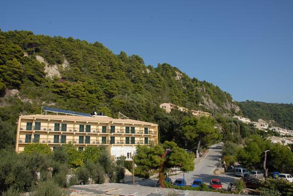 Oferta speciala Corfu - Glyfada Beach Hotel 3*