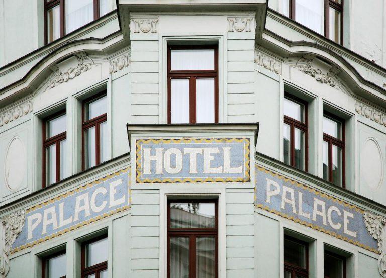 Castle-Chateau Night la Praga - Art Nouveau Palace Hotel 5*